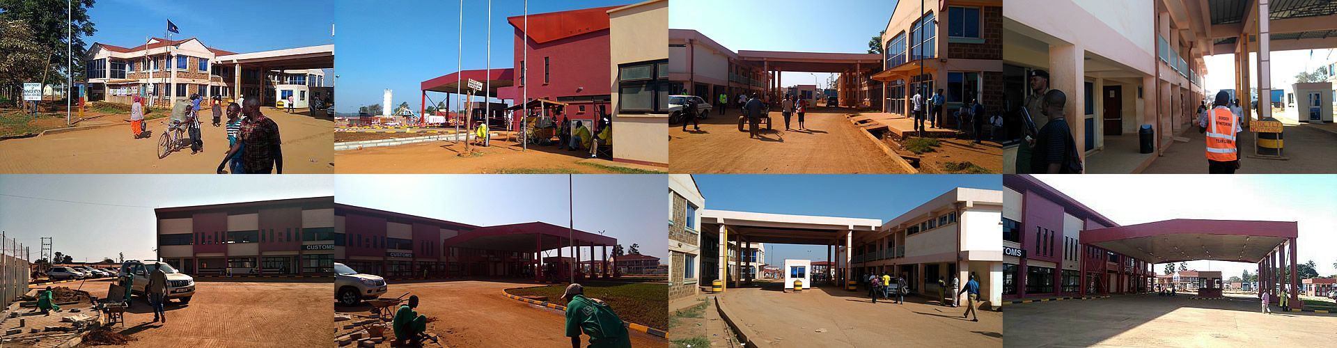 Busia Border Post | Uganda / Kenya