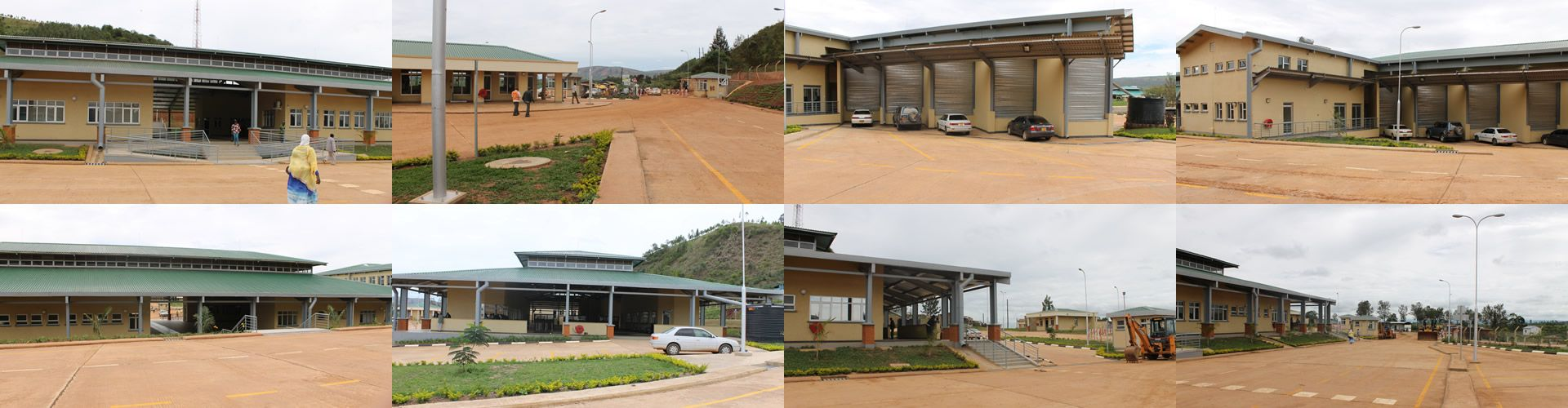 Mirama Hills Kagitumba Border Post | Rwanda / Uganda